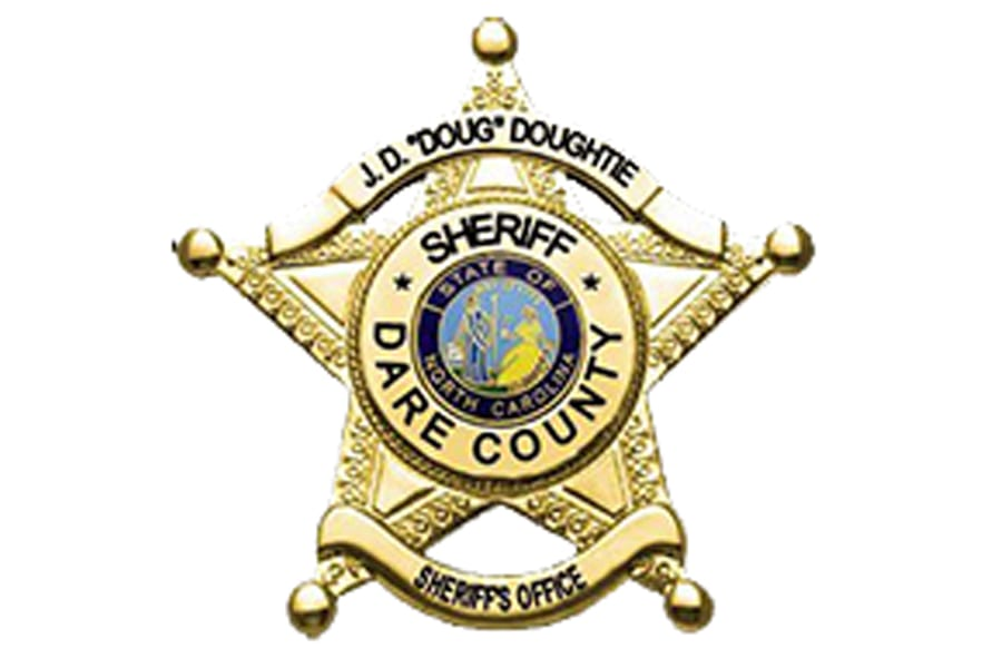 Colington man who reported hearing gunshots arrested on drug charges