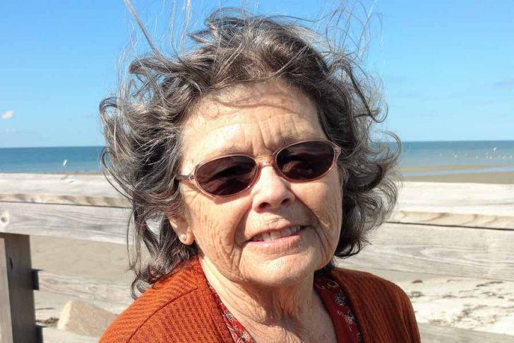 Mary Helen Kolkmeyer Burk of Kill Devil Hills, January 21