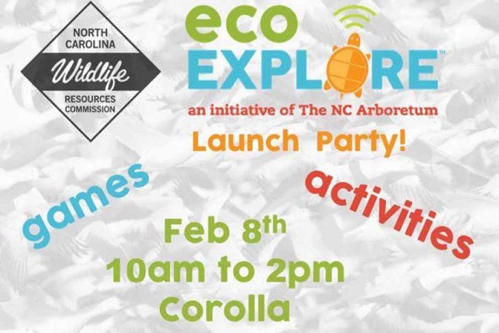 Feb. 8: EcoExplore Launch Party