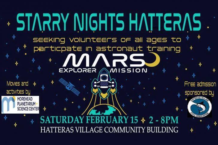 Feb. 15: Starry Nights Hatteras 2020