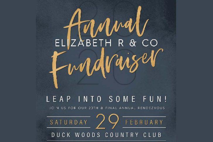 Feb. 29: Elizabeth R. & Company's Annual Rendezvous Fundraiser