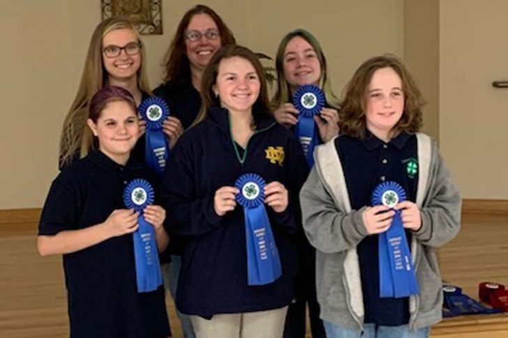 Horse Bowl Team Advances to State 4-H Competition