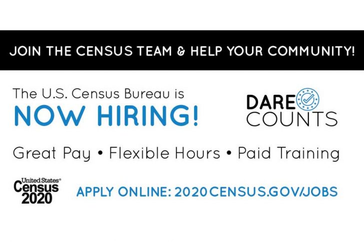 Hundreds of Census Jobs Available in Dare County