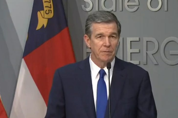 Cooper issues statewide 'Stay-at-Home' order