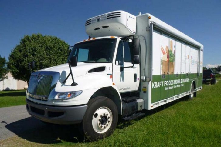 Mobile Food Pantry monthly visit to First Flight Elementary School rescheduled for April 9