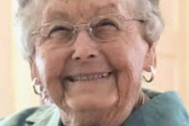 Mildred Harrell Perry, March 31