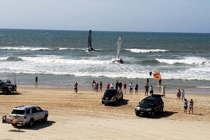 Worrell 1000 Race Will Return for 2021, with a Hatteras Island Landing