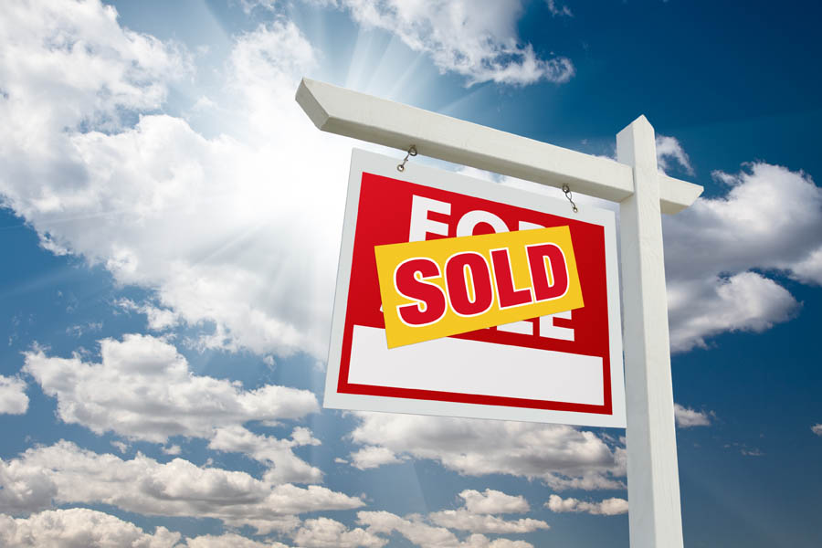 for sale sold sign shutterstock 56496349.