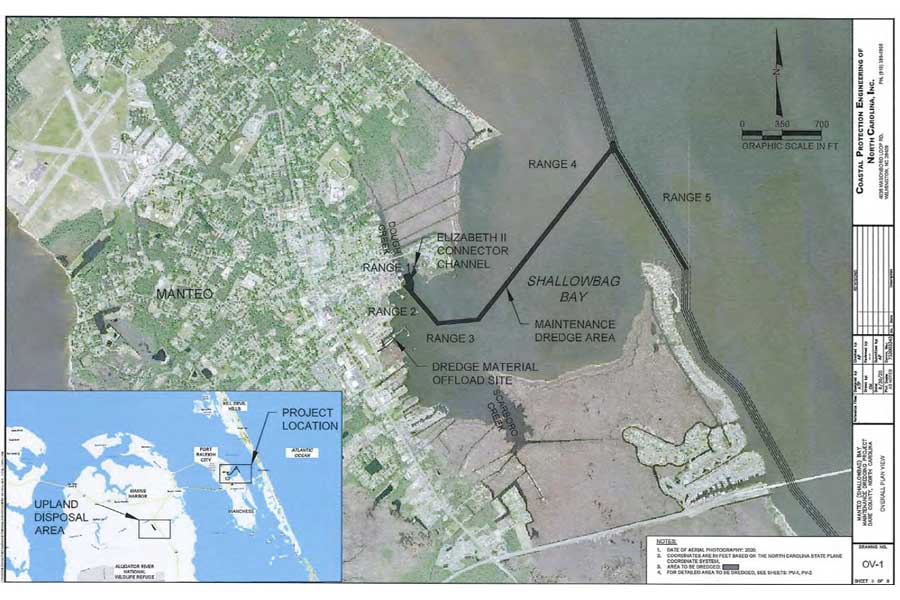Shallowbag Bay Dredge Project given greenlight to move forward