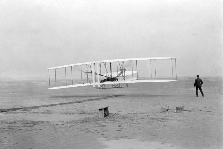 Live and virtual events to celebrate Wright Brothers' First Flight Anniversary this year with fireworks at Avalon Pier