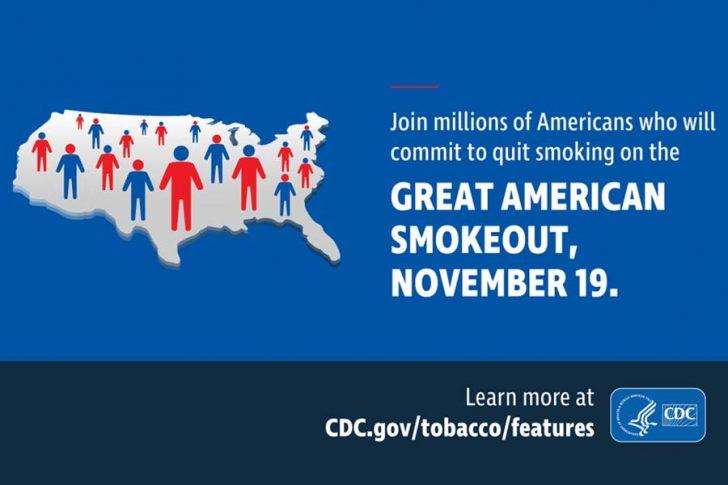 Great American Smokeout - Reminder to Quit Smoking