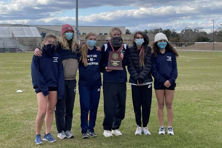 FFHS girls take first, boys take second in Cross Country Regionals