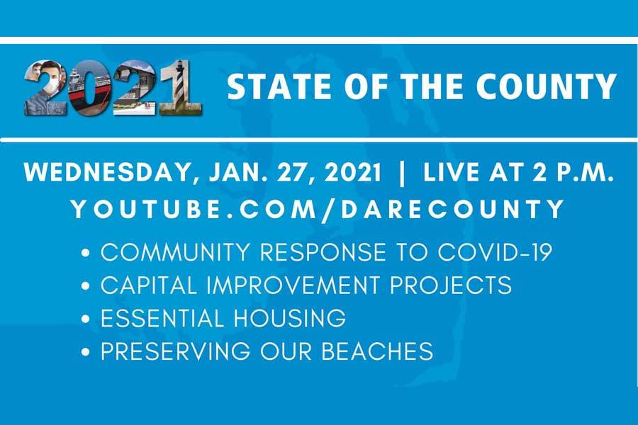 State of the County slated for Wednesday