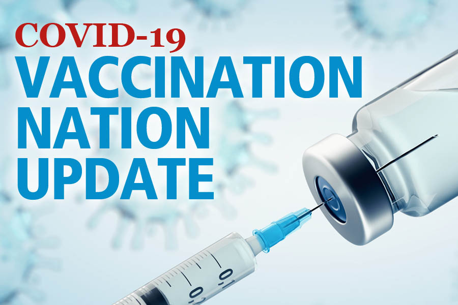 Latest news on local COVID vaccination programs