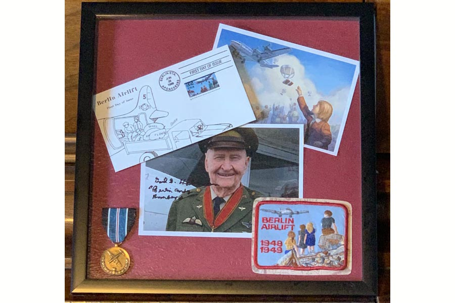 Bid on the 'Candy Bomber's' legacy
