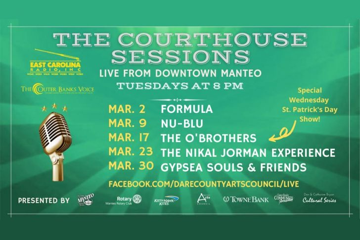The March Courthouse Sessions