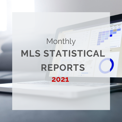 Monthly MLS Statistical Report