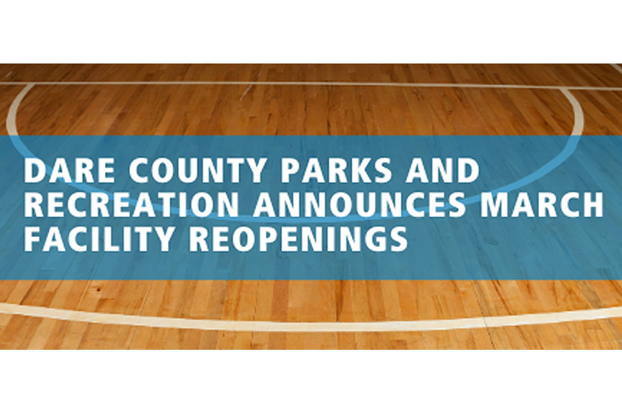 Dare Parks & Rec announce activities now resuming
