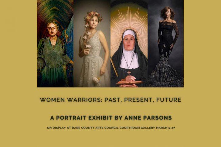 Women Warriors: Past, Present, Future Exhibit