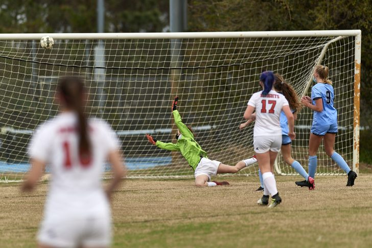 Quick goals key to First Flight soccer victory over Currituck