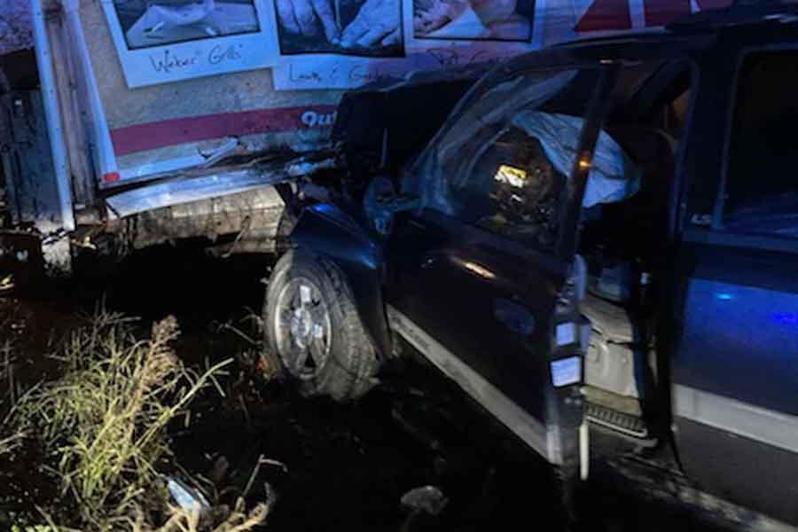 Local couple has narrow escape in Kitty Hawk crash