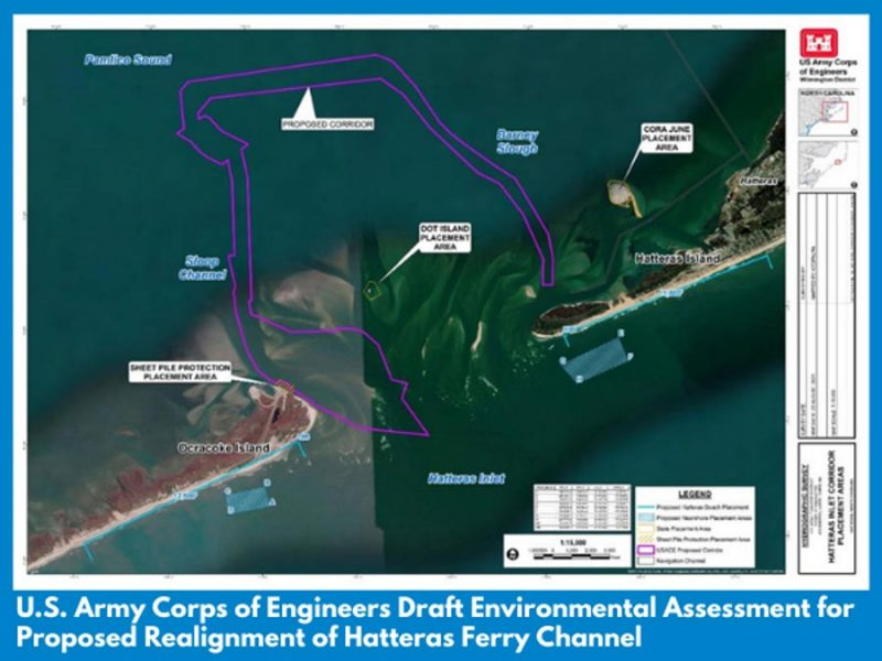 Fixing the Hatteras Ferry Channel